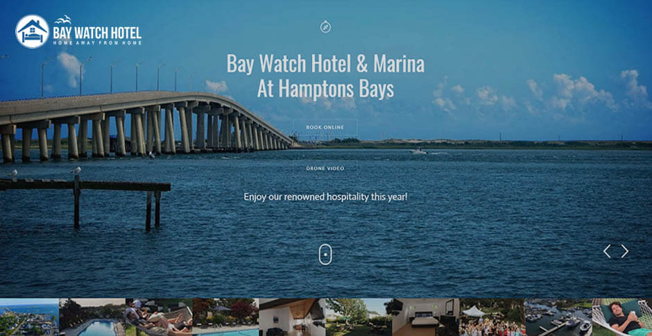 Bay Watch Hotel 2018