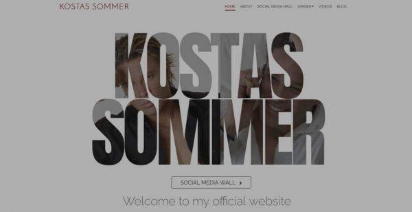 Kostas Sommer