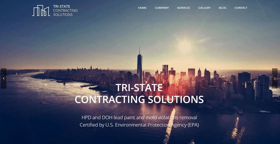 Tristate Contracting solutions for NY